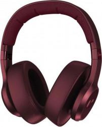 Casti fara fir Bluetooth Over Ear Fresh n Rebel Clam Ruby Red Resigilat