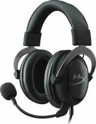 pret preturi Casti Gaming HyperX Cloud II 7.1 Virtual Surround 3.5mm Jack Gun Metal