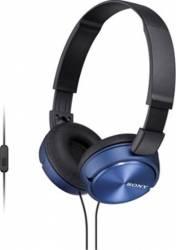 Casti Sony MDR-ZX310AP Blue Casti