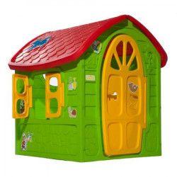 Casuta de joaca pentru copii Dohany Verde Corturi si jucarii de exterior