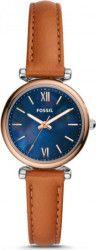 Ceas de Dama Fossil Carlie Mini Three-Hand ES4701 Maro Albastru