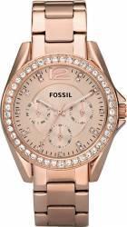 Ceas de dama Fossil ES2811 Riley Rose-Gold