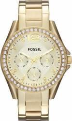 Ceas de Dama Fossil Riley ES3203 Auriu