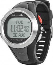 Ceas smartwatch Kruger Matz Sport Navigator 10 GPS Black Smartwatch