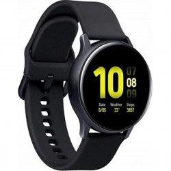 Ceas Smartwatch Samsung Galaxy Watch Active 2 44 mm Wi-Fi Aluminum Black Smartwatch