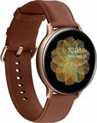 Ceas Smartwatch Samsung Galaxy Watch Active 2 44 mm Wi-Fi Stainless Steel - Gold