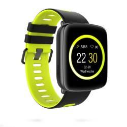Ceas Smartwatch KingWear SI-GV68 IP68 rezistent la apa negru Smartwatch