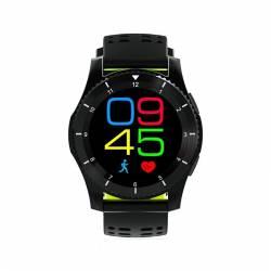 Ceas Smartwatch SENBONO SI-G8s Bluetooth 4.0 negru Smartwatch