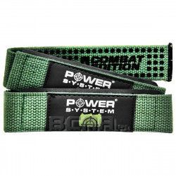 Chingi pentru sala gym Power System model X-COMBAT EDITION 3440 verde