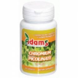 Chromium Picolinate 200mcg Adams Vision 30cps