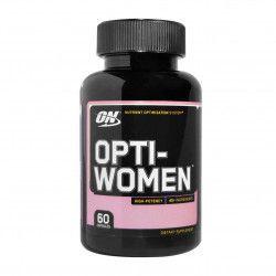 Complex multivitamine si minerale Opti-Women Optimum Nutrition 60 capsule Vitamine si Suplimente nutritive
