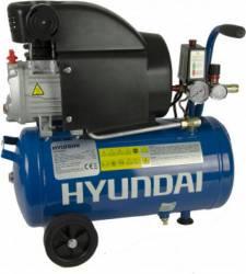 Compresor cu piston Hyundai 1600W 24l 8Bar