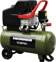 Compresor de aer Heinner 2CP 24L 8 bari Compresoare aer