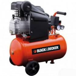 Compresor aer Black and Decker BD 20524 2 CP 210 lmin
