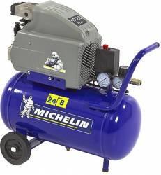 Compresor de aer monofazat profesional MICHELIN MB24 rezervor 25l 170 lmin 1 5kW