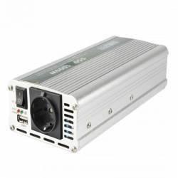 Convertor tensiune 12V DC 220V AC USB protectie supraincalzire Sal