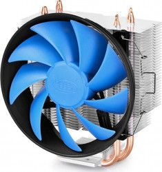 Cooler CPU DeepCool GAMMAXX 300 LED 130W Blue Coolere componente
