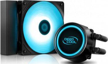 Cooler procesor cu lichid DeepCool GAMMAXX L120T BLUE Coolere componente