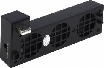 Cooler Fan Dobe TYX-1769 pentru Xbox One X cu 3 ventilatoare Negru
