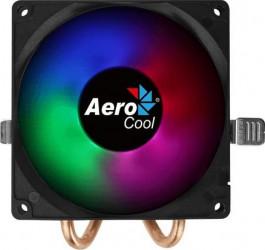 Cooler procesor Aerocool Air Frost 2 negru iluminare RGB Coolere componente