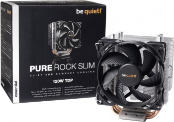 Cooler procesor be quiet! Pure Rock Slim Coolere componente