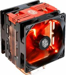Cooler procesor Cooler Master Hyper 212 LED Turbo Red Coolere componente