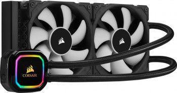 Cooler Procesor cu lichid Corsair iCUE H100i RGB PRO XT compatibil AMD/Intel