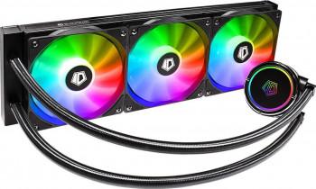 Cooler procesor cu lichid ID-Cooling Zoomflow 360X iluminare aRGB Coolere componente