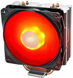 Cooler procesor Deepcool Gammaxx 400 V2 iluminare rosie 120 mm Coolere componente