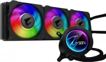 Cooler procesor GIGABYTE AORUS LIQUID COOLER 360 compatibil AMD/Intel Coolere componente