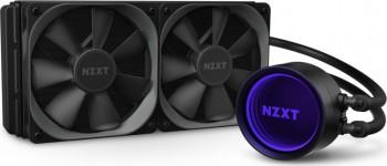 Cooler procesor cu lichid NZXT Kraken X53 compatibil AMD/Intel