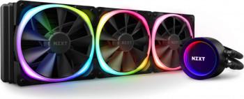 Cooler procesor NZXT Kraken X73 RGB Lichid 360mm