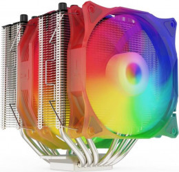 Cooler procesor SilentiumPC Grandis 3 EVO ARGB compatibil AMD/Intel