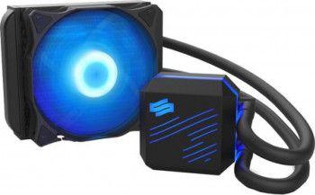 Cooler Procesor SilentiumPC Navis RGB, 120mm, Racire cu lichid, compatibil IntelAMD Coolere componente