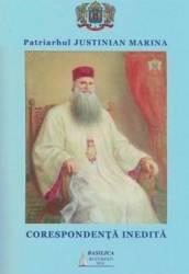 pret preturi Corespondenta inedita - Patriarhul Justinian Marina