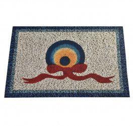 Covoras Nazar 45 cm x 70 cm Multicolor