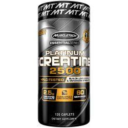 Creatina capsule Muscletech Creatine 2.5g 120 capsule Vitamine si Suplimente nutritive