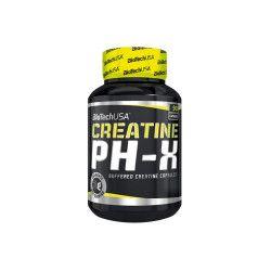 Creatine PH-X Creatina Biotech USA 90 capsule Vitamine si Suplimente nutritive