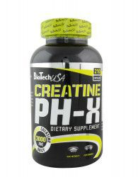 Creatine PHX Creatina Biotech USA 210 capsule Vitamine si Suplimente nutritive