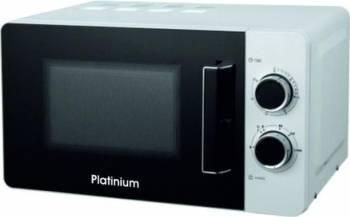 Cuptor microunde Platinium PWM -700A2 putere 700W Alb-Negru