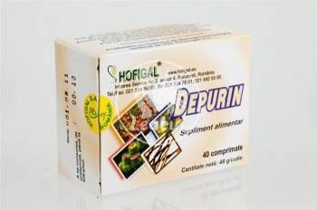 Depurin Hofigal 40cpr