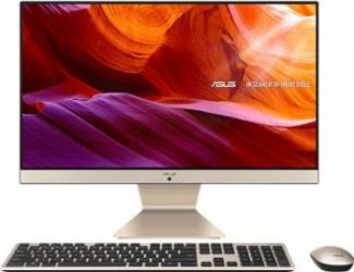 Desktop All-in-One ASUS M241DAK AMD Ryzen 5 3500U 1TB+128GB SSD 8GB AMD Radeon Vega 8 FullHD Mouse+Tastatura Black-Gold