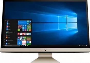 Desktop All-In-One ASUS M241DAK AMD Ryzen 7 3700U 512GB SSD 8GB Radeon RX Vega 10 FullHD Win10 Pro Mouse+Tastatura Calculatoare Desktop