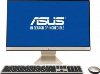 Desktop All-in-One ASUS Vivo V241FAK Intel Core (8th Gen) i5-8265U 512GB SSD 8GB FullHD Mouse+Tastatura Calculatoare Desktop