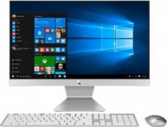 Desktop All-in-One ASUS Vivo V222FAK Intel Core (10th Gen) i7-10510U 1TB+256GB SSD 8GB FullHD Win10 Mouse+Tastatura White Calculatoare Desktop