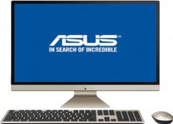 Desktop All-in-One Asus Vivo V272UAK Intel Core (8th Gen) i7-8550U 256GB SSD 8GB FullHD Endless Mouse+Tastatura Calculatoare Desktop