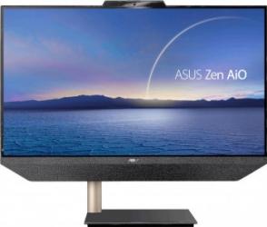 Desktop All-In-One ASUS Zen M5401 AMD Ryzen 5 5500U 512GB SSD 16GB AMD Radeon Graphics FullHD Mouse+Tastatura Calculatoare Desktop