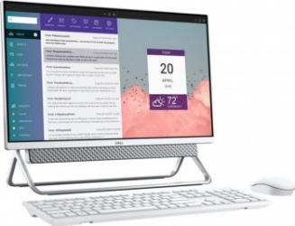 Desktop All-In-One Dell Inspiron 5400 Intel Core (11th Gen) i7-1165G7 1TB+256GB SSD 16GB NVIDIA GeForce MX330 2GB FullHD Touch Win10 Pro M+T Calculatoare Desktop