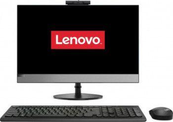 Desktop All-in-One Lenovo V530-24ICB Intel Core (8th Gen) i3-9100T 256GB SSD 8GB FullHD Tastatura+Mouse DVD-RW Calculatoare Desktop