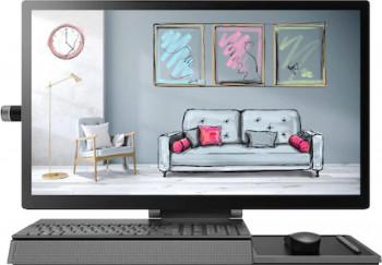 Desktop All-in-One Lenovo YOGA A940-27ICB Intel Core (9th Gen) i9-9900 1TB+1TB SSD 32GB Radeon RX 560 4GB UltraHD Touch Win10 Pro Iron Grey